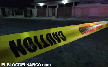 Ejecutan a un hombre en Colonia Sonora de Mexicali, quedó tendido en vía pública