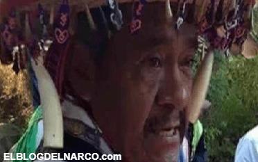 Ejecutan en Nayarit al líder indígena Margarito Díaz