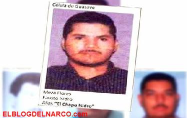 El 'Chapo' Isidro y la guerra contra los 'Chapitos'