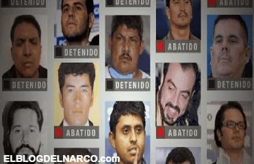 El Mencho, El Mayo y El Chapo Isidro... ellos son los capos que EPN no pudo detener y a los que AMLO enfrentará