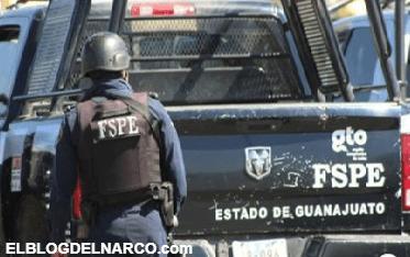Guanajuato encabeza la lista negra de los estados con más policías ejecutados