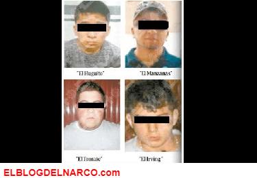 Identifican a 4 sicarios de la Unión Tepito