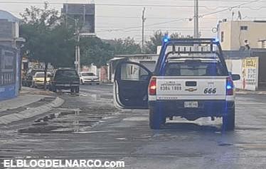 Ladrones asaltan su tortillería pero era de un ex ministerial y les da alcance y mata a un ladrón y deja herido a otro en Nuevo León