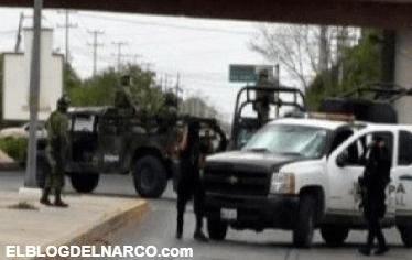 Narco-Balacera sorprende a automovilistas de Ciudad Fronteriza (VÍDEO)
