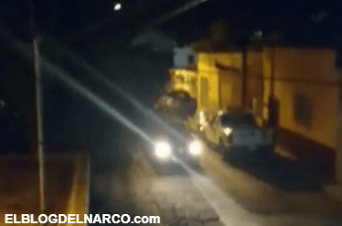 Pobladores reportan diversos tiroteos y enfrentamientos en municipio de Guanajuato