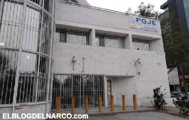 Se registra fuerte ataque a balazos en instalaciones de la PGJE en Tijuana.