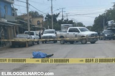 Sicarios atacan autoridades en lucha por capital de estado de Tamaulipas