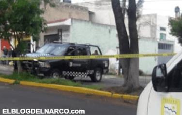 VÍDEO Cuatro agentes de la policía de Guadalajara son ejecutados a tiros en Tonalá, Jalisco
