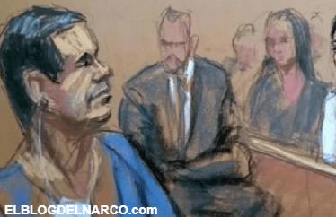 ¿Emma Coronel abandona a 'El Chapo'... no asiste a audiencia antes de juicio en Nueva York