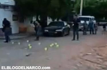 Acribillan a 2 hombres en Ciudad Obregón