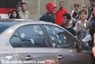 Comando ejecuta a 2 personas en Guadalajara