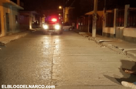 Ejecutan a balazos a motociclista, en Cerritos