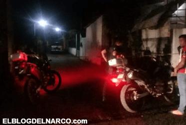 Ejecutan a dulcero en la colonia Oaxaca