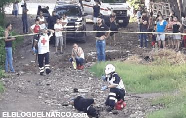 Ejecutan a un joven en Sinaloa