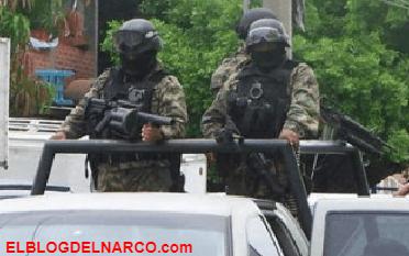 Enfrentamiento, Marinos vs Sicarios en Cancún