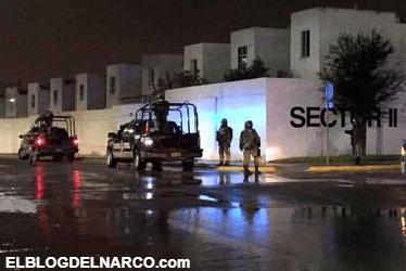 Enfrentamiento deja dos muertos en Apodaca, hay 4 detenidos en cateos