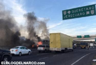 Guanajuato, CJNG control del robo de hidrocarburo