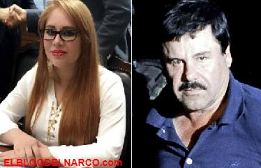 Lucero Guadalupe, la Narcodiputada y amante de EL Chapo Guzmán