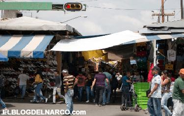 Narcos disputan a muerte las calles de Tepito