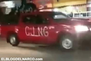 Abatido en Rafael Cuervo en Veracruz, andaba con convoy de gente armada del CJNG