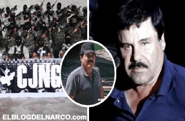 Cártel de Sinaloa y CJNG, la temible alianza planeada a espaldas de El Chapo...