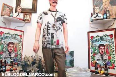 Jesús Malverde, el santo de los narcos, aparece en el juicio de El Chapo