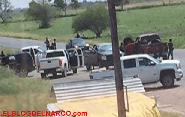 Nos mandaron a Tamaulipas a investigar a un capo del CDG, pero nos topamos con un retén de sicarios que nos apuntaban con un Barret