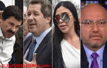 """¿Quién está pagando el alto costo de la defensa de """"El Chapo"""""""