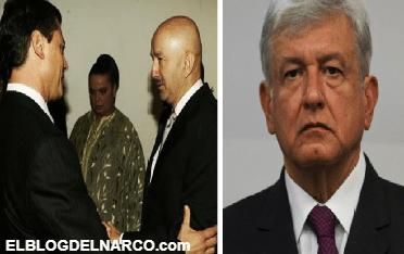Cártel de Los Pinos, la preocupación que AMLO puso por encima de El Chapo