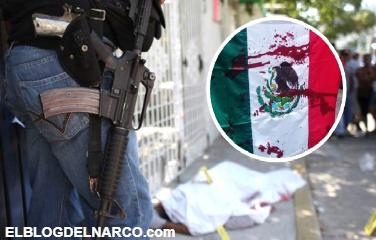 Conoce cuáles son los 154 municipios más peligrosos de México