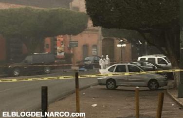 Ejecutan a hombre en San Juan del Río (Querétaro)