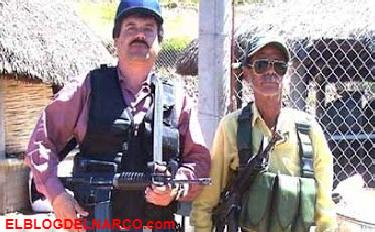 Juan Gutiérrez Ortega, El Viejito o El Comandante para los amigos, Fundador de La Tuna, gran amigo y escolta de Guzmán