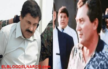 La relación entre un famoso policía mexicano y el ascenso del Cártel de Sinaloa