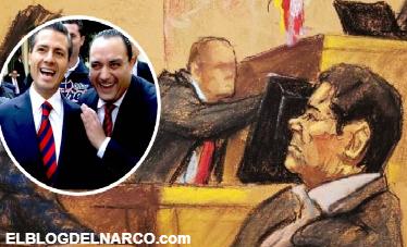 Revelan nombres de los exgobernadores que testificarían contra El Chapo