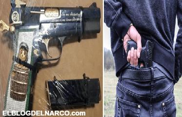 Tras persecución, ejecutan a sicarios insólita arma de El Chavo del Ocho