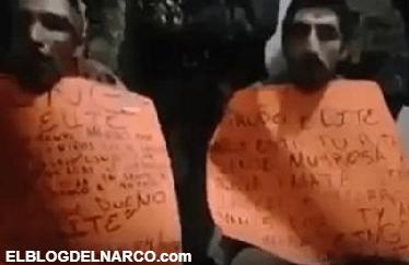 Vídeo donde Grupo Élite del CJNG decapita a miembros del Cartel de Santa Rosa de Lima en Salamanca