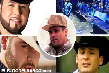 Valentín Elizalde y Gerardo Ortíz vinculados en juicio de El Chapo Guzmán