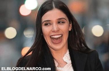 """¿Emma Coronel se burló de la amante de """"El Chapo"""" en la corte"""