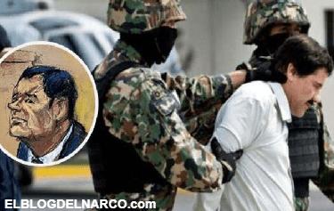 """""""7 7 7 7 Confirmado Vic"""". Así fue la captura del Chapo en 2014"""