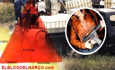 Areli Pérez, la reina del huachicol en un Triángulo Rojo dominado por hombres