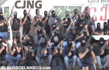 Así amenaza el temible Cártel Jalisco Nueva Generación a policías mexicanos