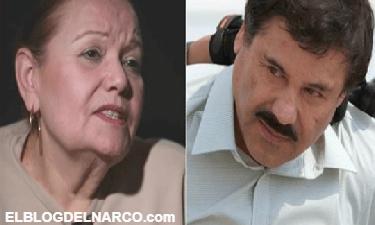 Celina Oseguera va a prisión domiciliaria por fuga del Chapo
