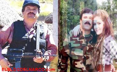 El Chapo siempre cargaba con su AR-15 con lanza granadas, Así era la vida del Chapo en las montañas de Sinaloa