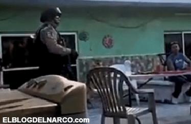 En Veracruz, Fuerza Civil tortura y siembra armas a estadounidenses, ya los investigan...