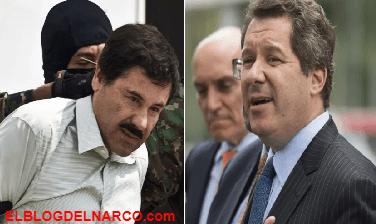 """Escándalo de abogado de """"El Chapo"""" por amante revela broma sobre el narcotraficante"""