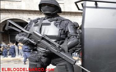 Golpazo al Cártel de Jalisco Nueva Generación les hallan armas, drogas y auto robado