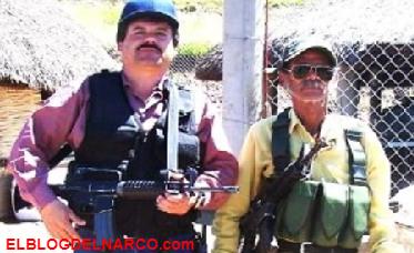 Isaías Valdez, el desertor del Ejército que se hizo guardaespaldas de El Chapo Guzmán