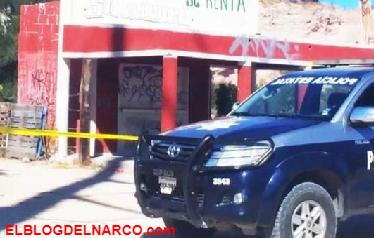 Lo ejecutaron en la Colonia Márquez de León de La Paz