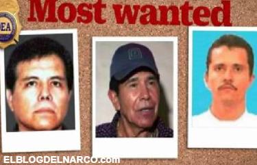 Los siete capos del narco en México por los que EU ofrece 50 mdd