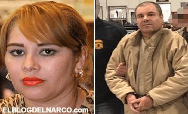 Lucero Sánchez declara que su hijo es fruto de su amor con El Chapo